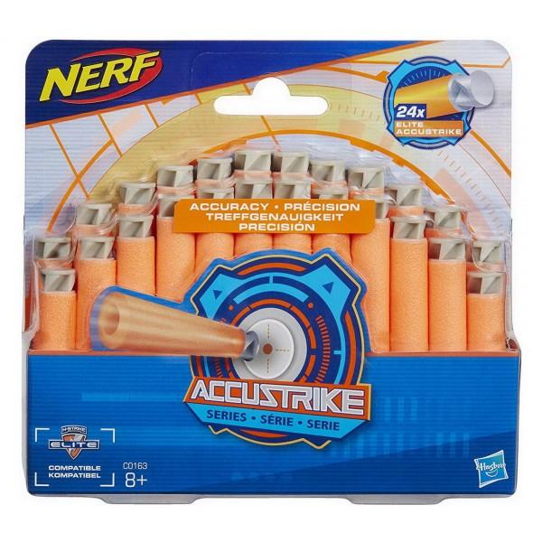 NERF Elite Accustrike Nachfüllpack 24er