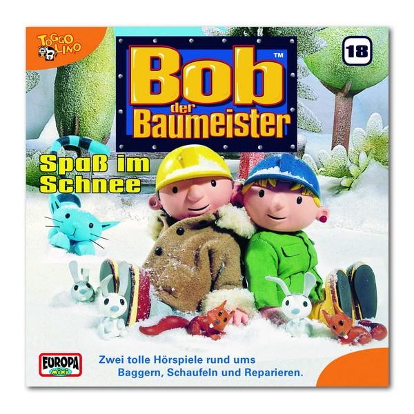 CD Bob der Baumeister: Spaß im Schnee (18)