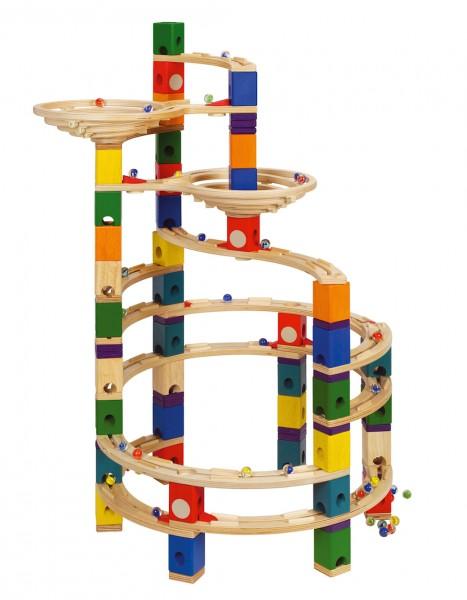 Hape - Quadrilla Kugelbahn - Twist Set (Hape 6003)