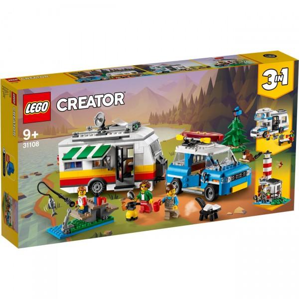 LEGO Creator 31108 - Campingurlaub