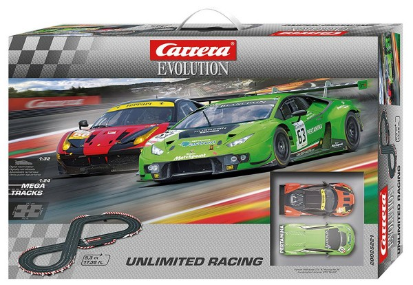 Carrera Evolution - Unlimited Racing (25221)