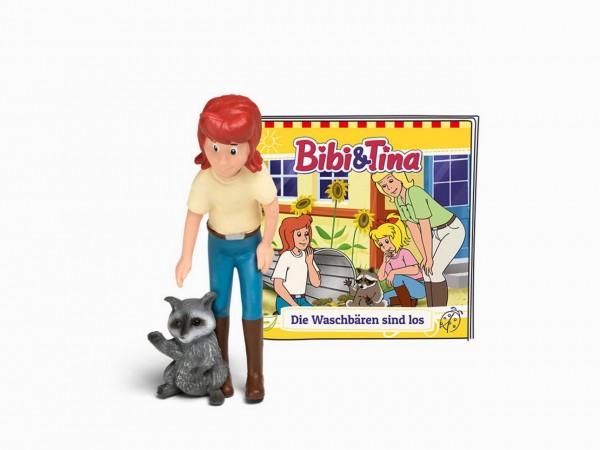 Tonies - Bibi und Tina - Die Waschbären sind los - Hörspiel