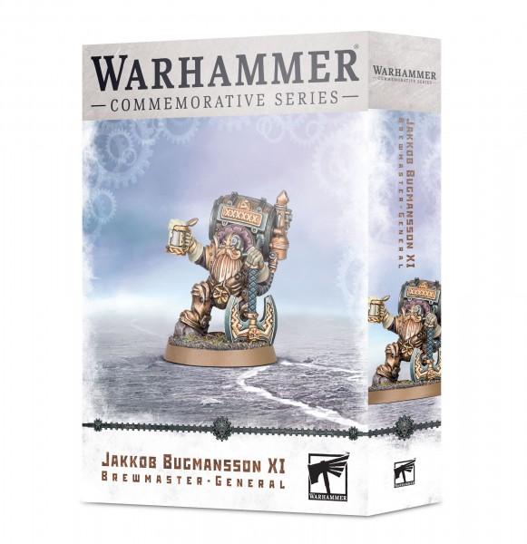 Warhammer: Jakkob Bugmansson XI - Brewmaster General (84-43)