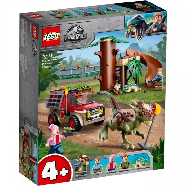 LEGO Jurassic World 76939 - Flucht des Stygimoloch
