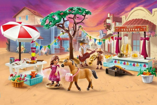 Playmobil 70694 - Miradero Festival - Spirit - Riding Free