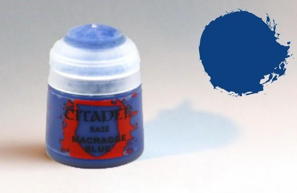 Citadel BASE Farbe - Macragge Blue - 21-08