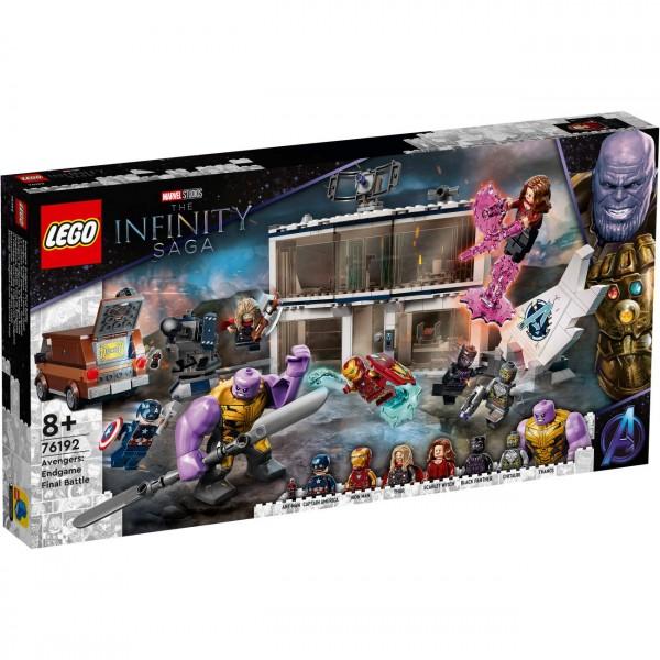 LEGO Marvel 76192 - Avengers: Endgame - Letztes Duell