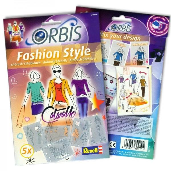 Orbis Schablonen Fashion Style 30210