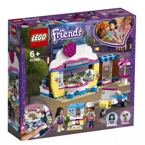 LEGO Friends 41366 - Olivias Cupcake-Café