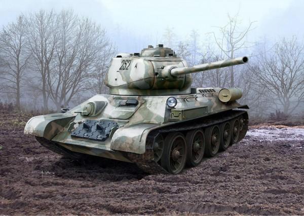 Revell 03319 - T-34/85