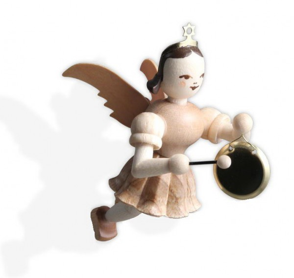 Blank Schwebeengel mit Gong