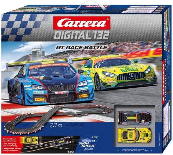 Carrera Digital 132 - GT Race Battle (30011) Rennbahn
