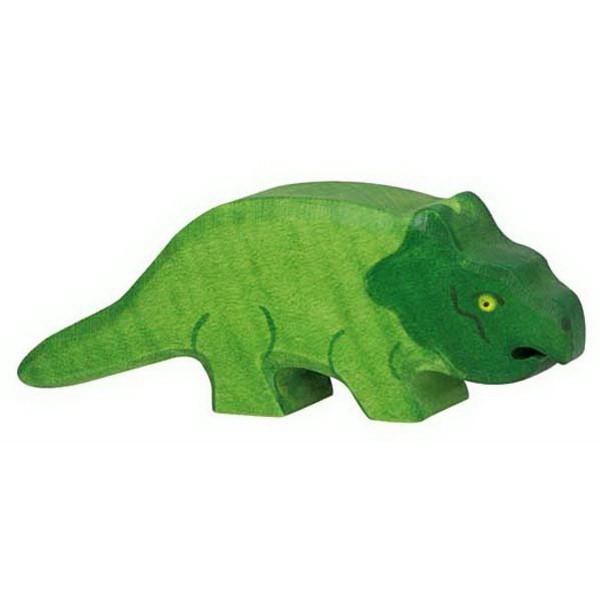 Holztiger Protoceratops (80342) Dinosaurier Figur