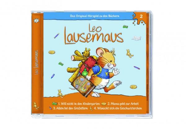 CD Leo Lausemaus will nicht in den Kindergarten (02)