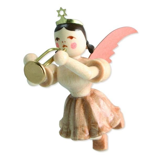 Schwebeengel mit Trompete