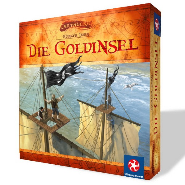 Cartagena - Die Goldinsel (Winning Moves)