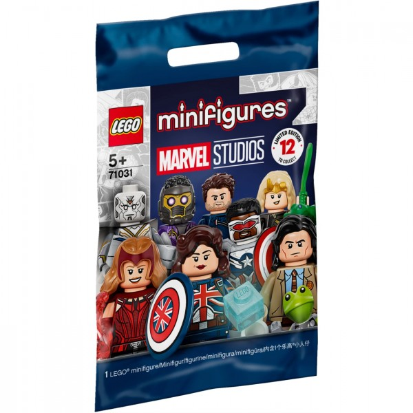 LEGO Minifiguren Marvel Studios (71031) - Überraschungstüte
