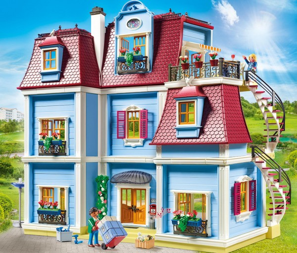 Playmobil 70205 - Mein großes Puppenhaus (Dollhouse)