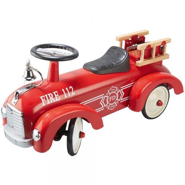 Rutscherfahrzeug Metall Feuerwehr