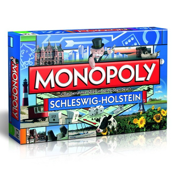 Monopoly Schleswig Holstein (Winning Moves)