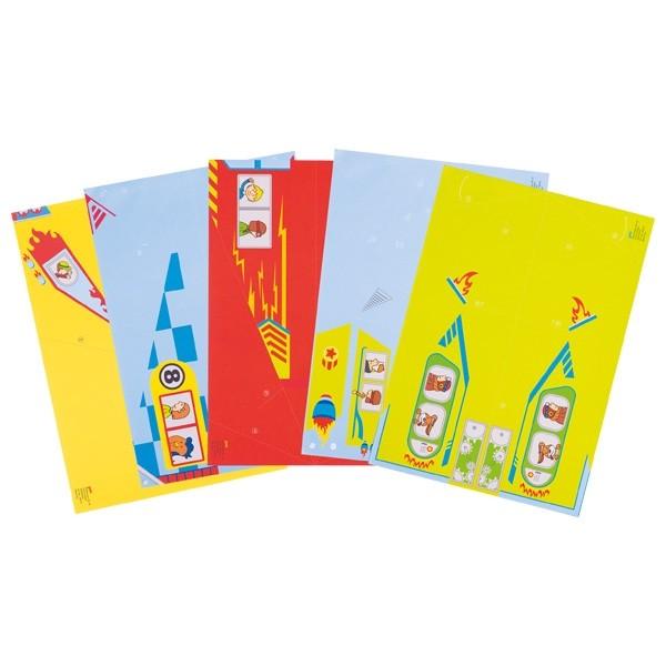 Papierflieger (goki 58775)