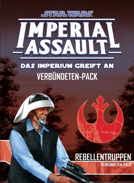 Star Wars Imperial Assault - Rebellentruppen