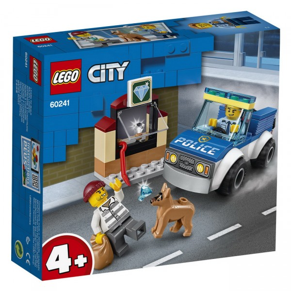 LEGO City - Polizeihundestaffel (60241)
