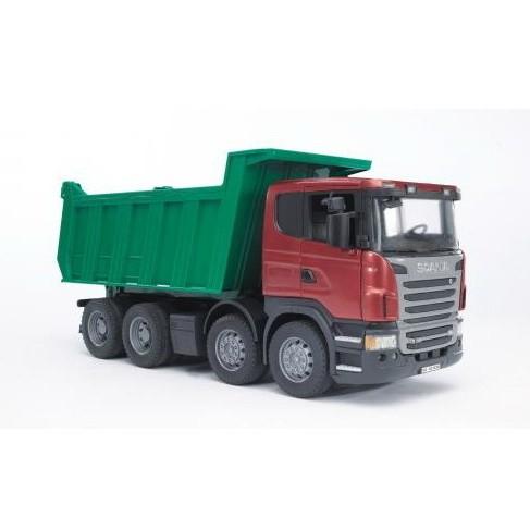 BRUDER 03550 - Scania R-Serie Kipp-LKW