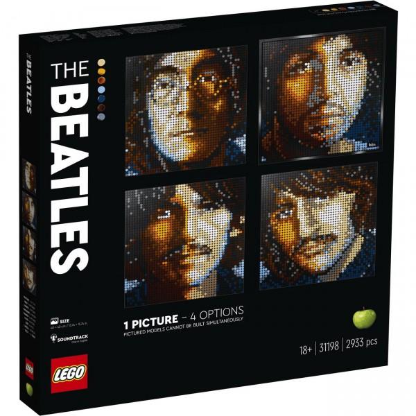 LEGO Art 31198 - Beatles Portraits