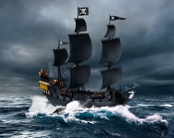 Revell 05499 - Black Pearl