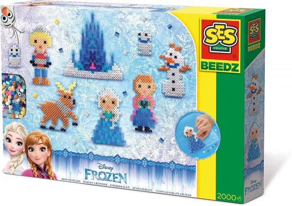 SES creative Beedz Bügelperlen Frozen