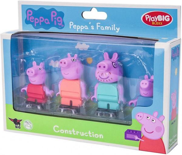 Play BIG Bloxx - Peppas Familie (Simba Dickie)