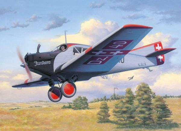 Revell 03870 - Junkers F13- Flugzeug Modell