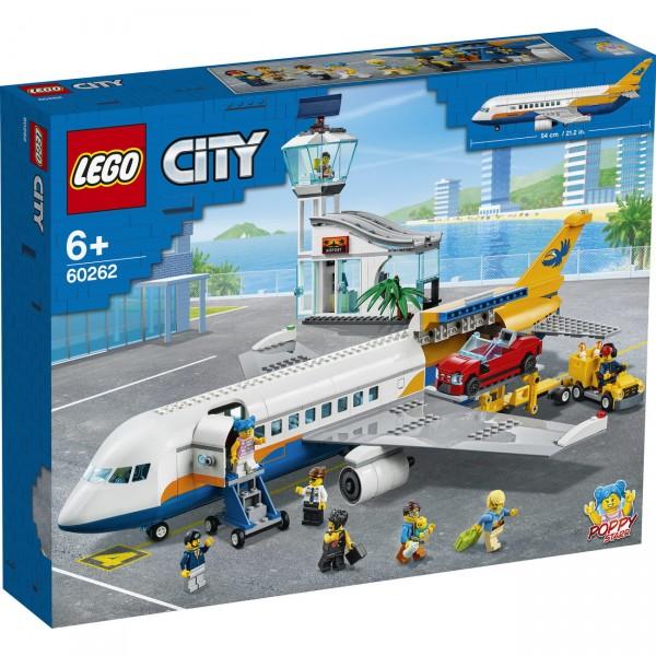 LEGO City 60262 - Passagierflugzeug