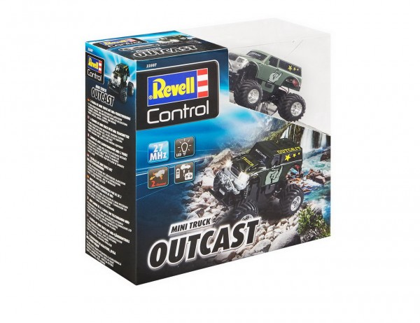 Revell Control 24471 - RC Rallye Car SPEED FIGHTER