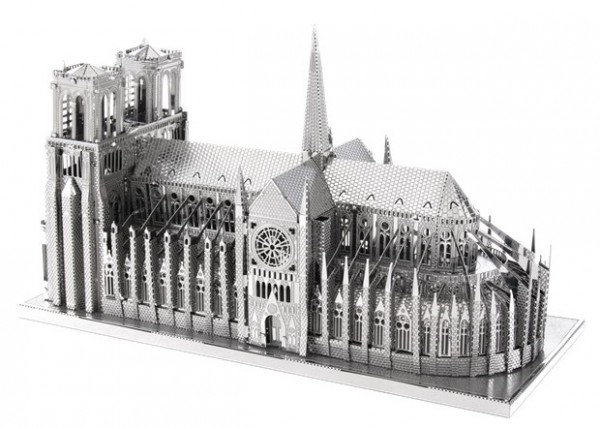 Metal Earth - ICONX - Notre Dame