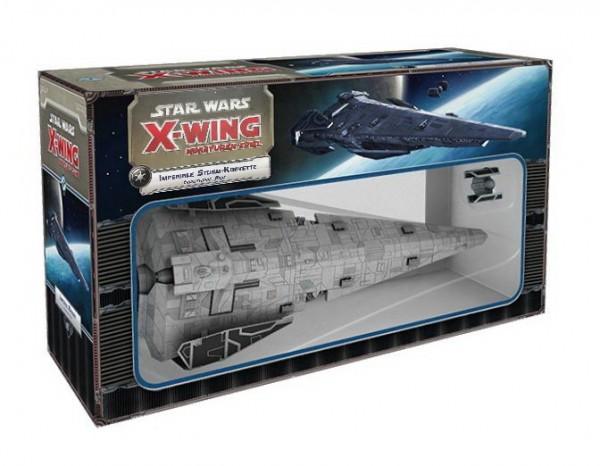 Star Wars X-Wing - Imperiale Sturm-Korvette Erweiterung-Pack HEI0427