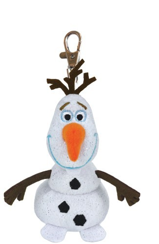 ty - Clip Olaf mit Sound 8,5 cm - Disney