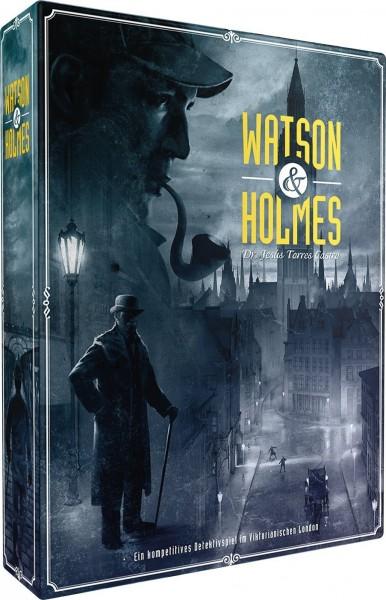 Watson & Holmes - Spiel von Space Cowboys