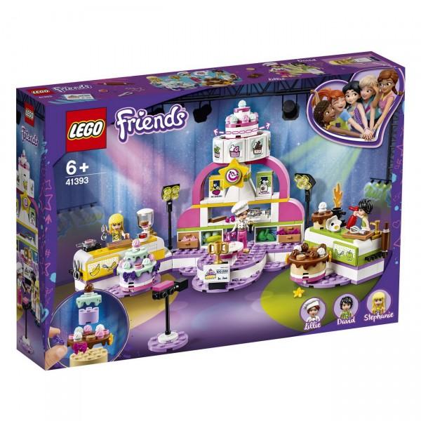 LEGO Friends - Die große Backshow (41393)