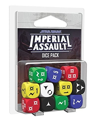 Star Wars Imperial Assault - Würfel-Set