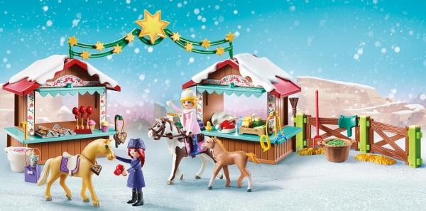 Playmobil 70395 - Weihnachten in Miradero - Spirit - Riding Free