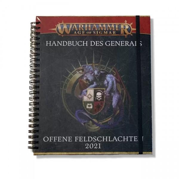 Warhammer: Age of Sigmar - Handbuch des Generals - Offene Feldschlachten (80-18)