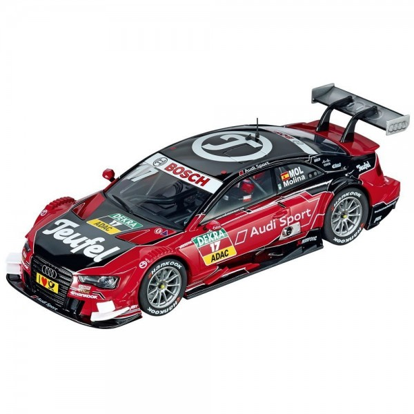 Carrera digital 143 - Audi RS A5 DTM - Molina No 17 (41397)