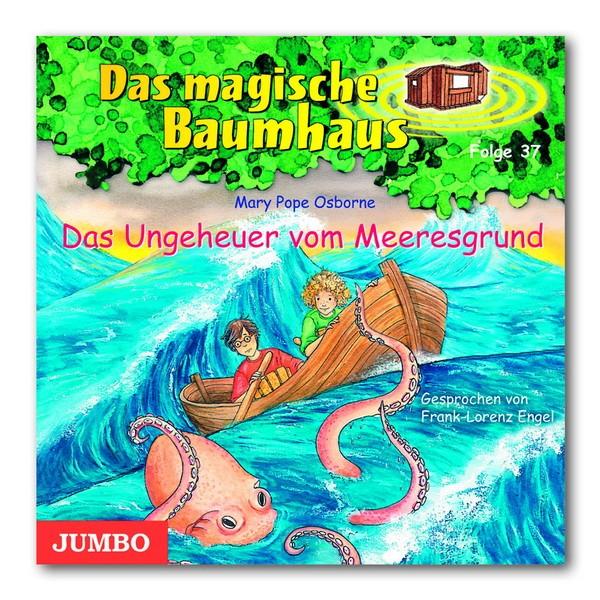 CD Magisches Baumhaus: Das Ungeheuer vom Meeresgrund (37)