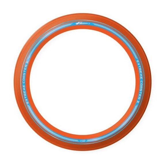 Wham-O Frisbee Extreme Coaster X - orange Wurfring 33 cm