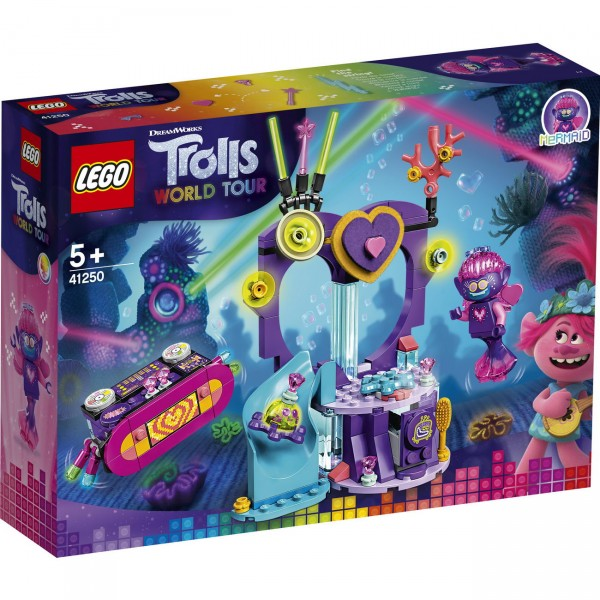 LEGO Trolls - Party am Techno Riff (41250)