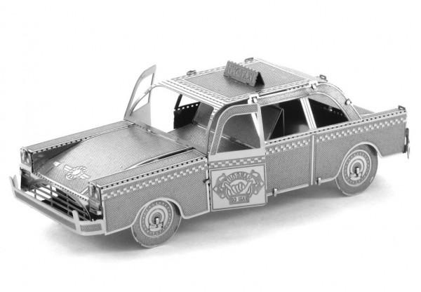 Metal Earth - Checker Cab