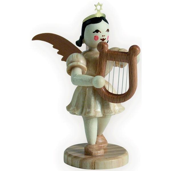 Blank Kurzrock-Engel mit Lyra