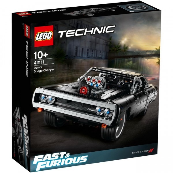 LEGO Technic - Doms Dodge Charger (42111)